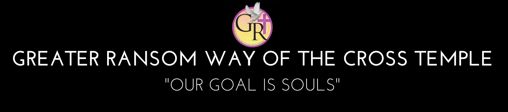 Logo for Greater Ransom Way of the Cross Temple